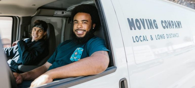 saving money when moving - booking movers early