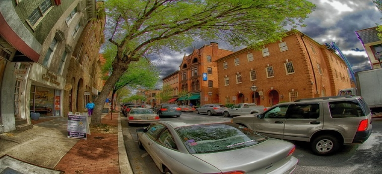 Streets of Frederick