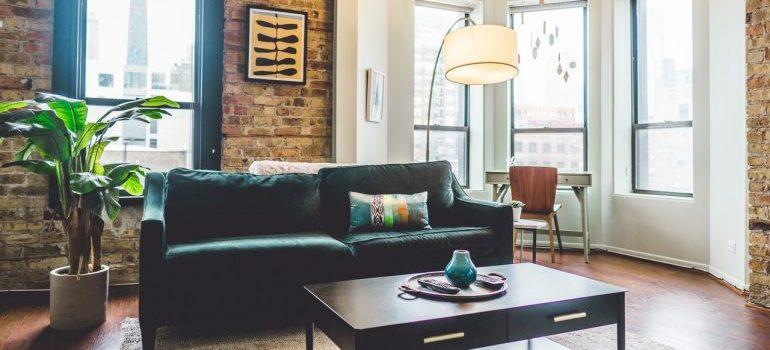 a cute apartment