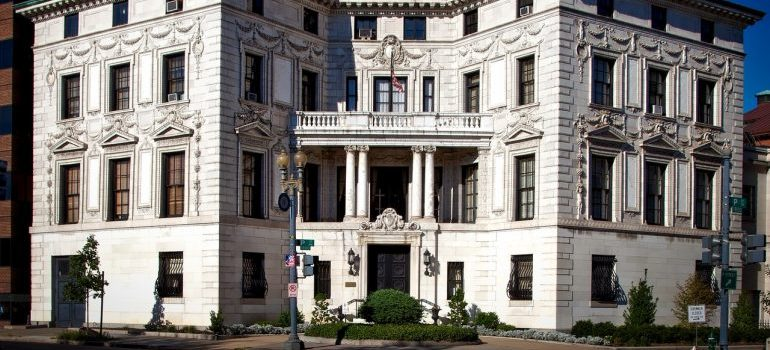 Washington DC museum