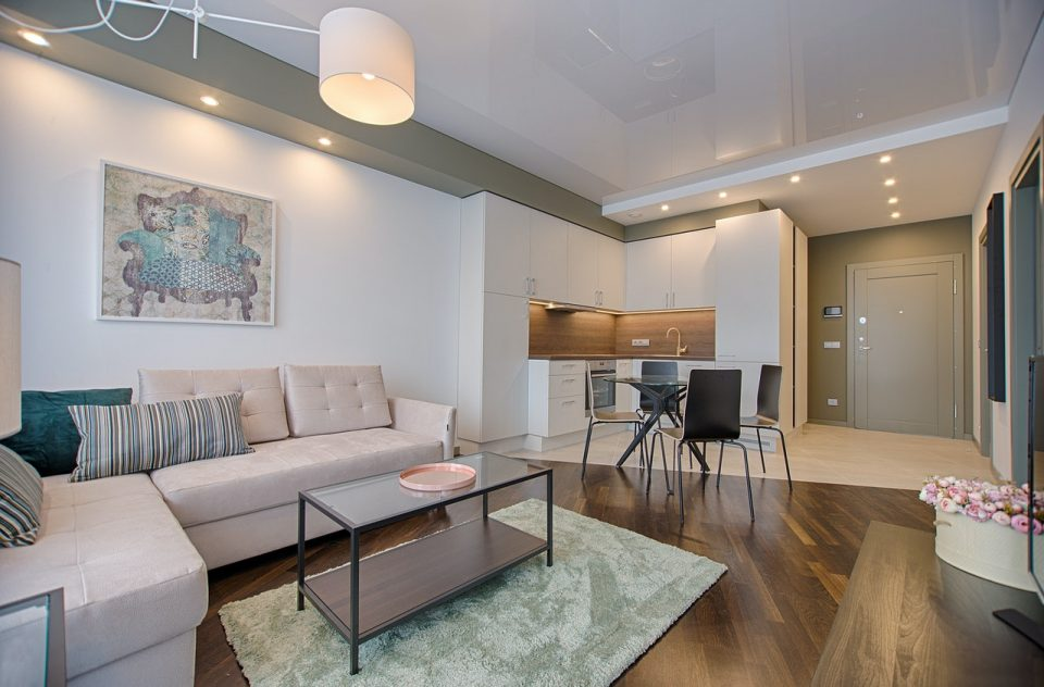 interior design of a room