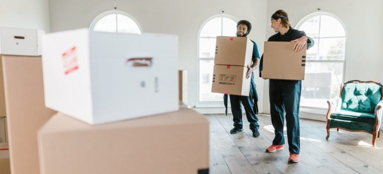 Relocation process after you find affordable long-distance movers in Maryland